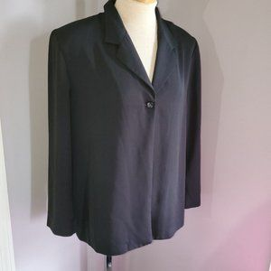 BICE by Sag Harbor Blazer Size Petite Large